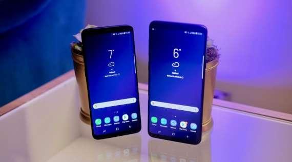 Смартфоны Samsung Galaxy S9 обошли iPhone X и стали самыми продаваемыми
