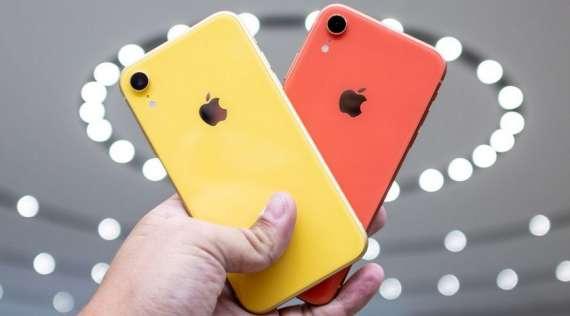 Apple не стала наращивать производство iPhone XR из-за низкого спроса